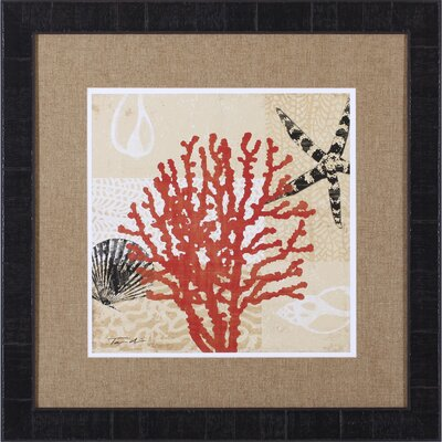 Art Effects Coral Impressions III Wall Art