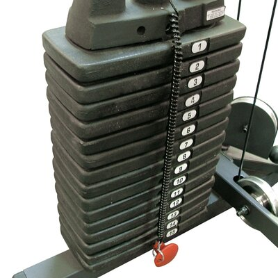 Body Solid Weight Stack Upgrade