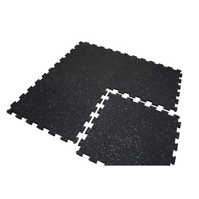 Body Solid Interlocking Rubber Flooring