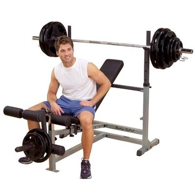 Body Solid Total Body Gym
