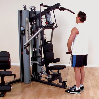 Body Solid Body Solid G10B Bi-Angular Home Gym