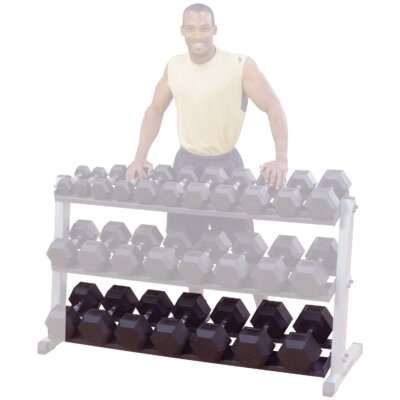 Body Solid 3rd Tier ONLY for GDR60 Rack
