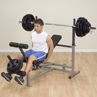 Body Solid Olympic Ab Core Machine