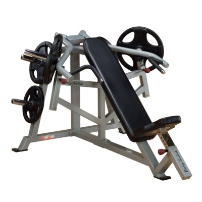 Body Solid Leverage Incline Press