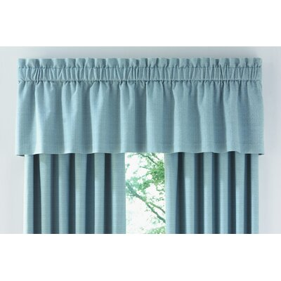 Chelsea Frank Group Studio Rod Pocket Tailored Curtain Valance