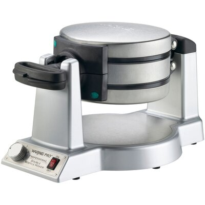 Waring Professional Double Belgian Waffle Maker
