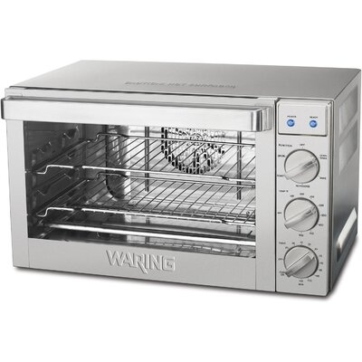 Countertop Rotisserie Oven Canada : ... Cubic Foot Commercial Countertop Convection Oven & Reviews Wayfair