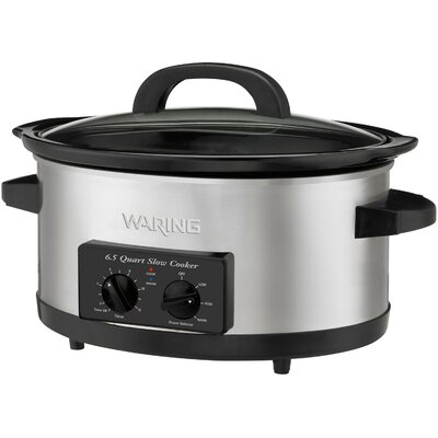 6.5-Quart Professional Slow Cooker