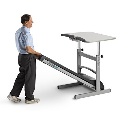 LifeSpan Fitness Treadmill Computer Desktop