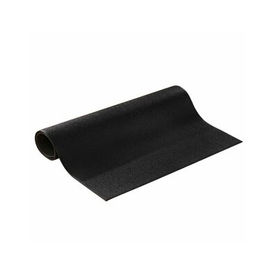 Floor Exercise Mat in Black