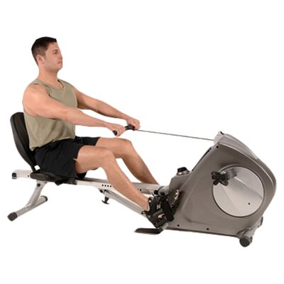 Stamina Deluxe Conversion II Recumbent Rowing Machine