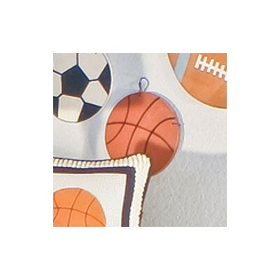 All Star Basketball Wall Hanging