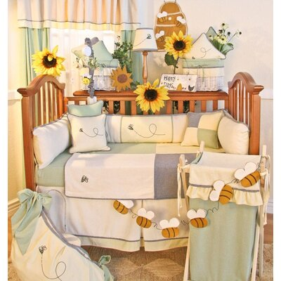 Brandee Danielle Bee My Baby Crib Bedding Collection