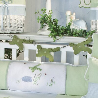 One Little Froggy Wall Hanging Frog Garland