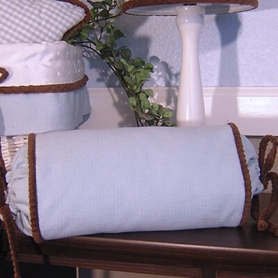 Blue Chocolate Bolster