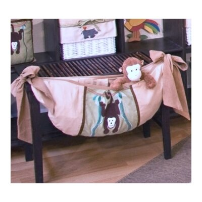 Brandee Danielle On Safari 17 Piece Crib Bedding Set