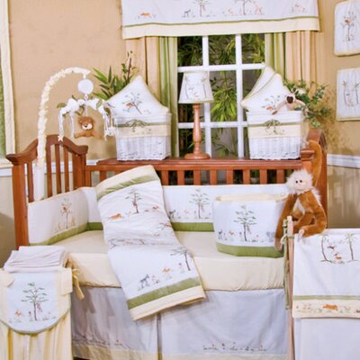 Brandee Danielle African Plains Crib Bedding Collection