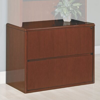 OSP Furniture Sonoma Two Drawer Lateral File