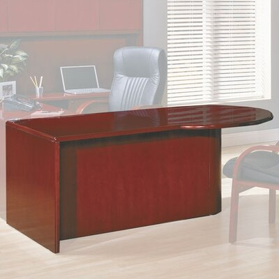OSP Furniture Sonoma Left Corner Peninsula Desk