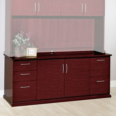 OSP Furniture Mendocino Storage Credenza