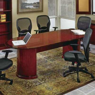 OSP Furniture Mendocino Racetrack Conference Table