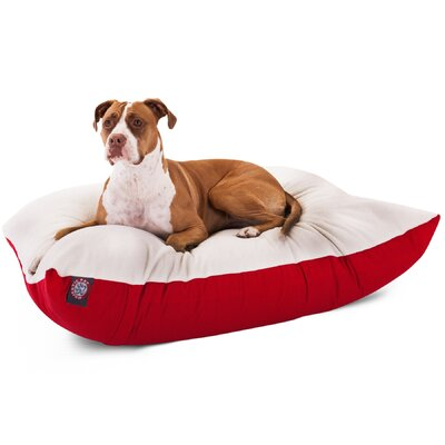 Majestic Pet Products Rectangular Dog Pillow
