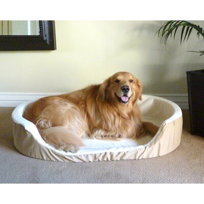 Majestic Pet Products Lounger Orthopedic Dog Bed