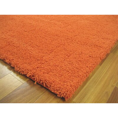 Network Rugs Twilight Shag Rust Shag Rug