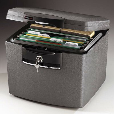 Sentry Safe Waterproof Advanced Security File Safe
