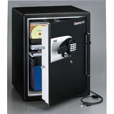 Sentry Safe Water and Fire Proof Electronic Lock Safe (2.0 Cu. Ft.)