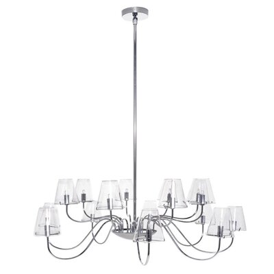 Wildon Home ® Doon 16 - Light Chandelier