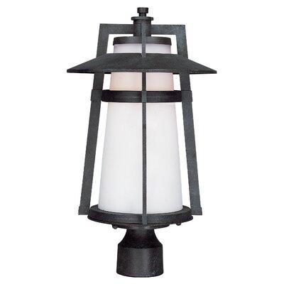 ET2 Calistoga 1 Light Outdoor Post Lantern