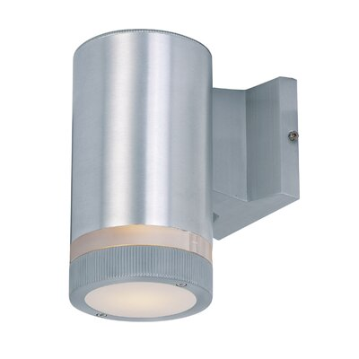 Wildon Home ® Lightray 1 Light Outdoor Wall Sconce