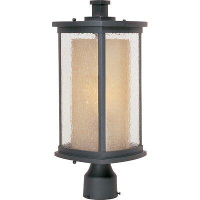 ET2 Bungalow 1 Light Outdoor Post Lantern