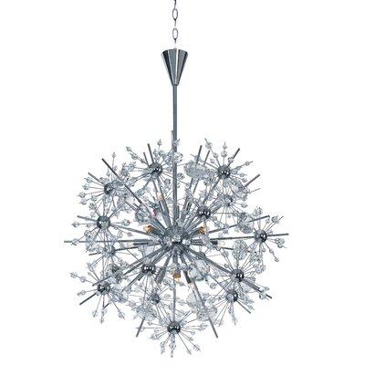 Wildon Home ® Starfire 11 Light Chandelier