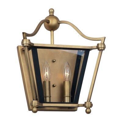 Wildon Home ® Ritz 2 Light Wall Sconce
