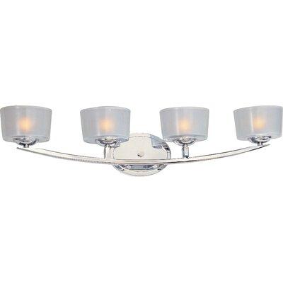 Wildon Home ® Elle 4 Light Bath Vanity Light