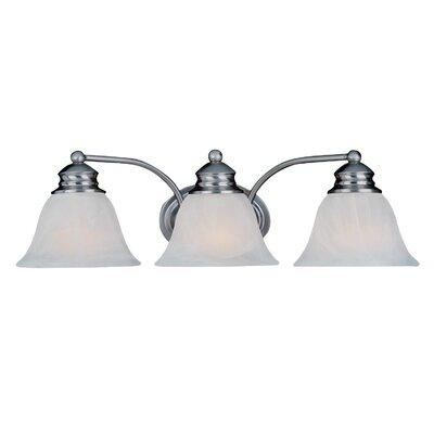 Wildon Home ® Malaga 3 Light Bath Vanity Light