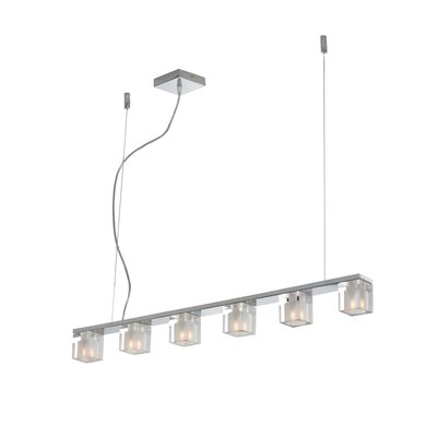 Wildon Home ® Speech 6 - Light Linear Pendant