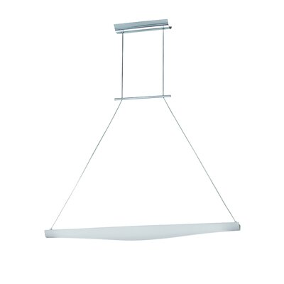 Wildon Home ® Ayden 1 - Light Linear Pendant