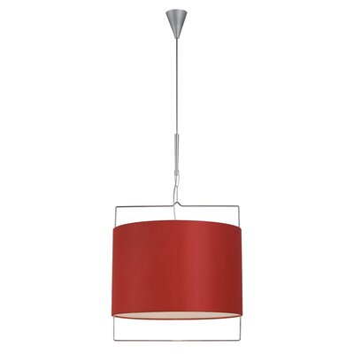 Wildon Home ® Alsace 1 - Light Single Pendant
