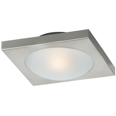 ET2 Piccolo Square Semi Flush Mount