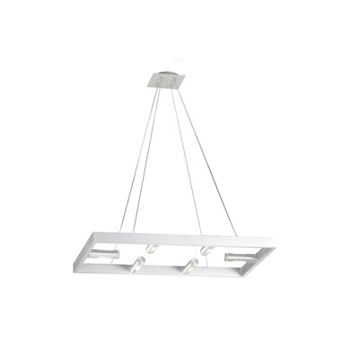 Wildon Home ® Dane 6 - Light Linear Pendant