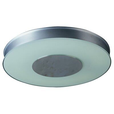 Wildon Home ® Vision 1 Light Flush Mount