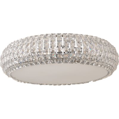 Wildon Home ® Bebel 4 - Light Flush Mount