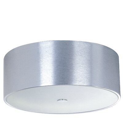 Wildon Home ® Olran 3 - Light Flush Mount