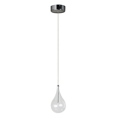 Wildon Home ® Sklo 1 - Light Single Pendant