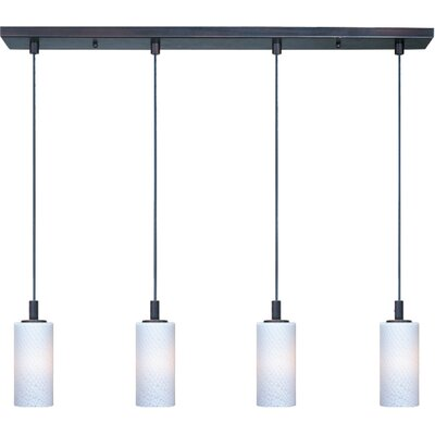 Wildon Home ® Carte 4 Light Pendant