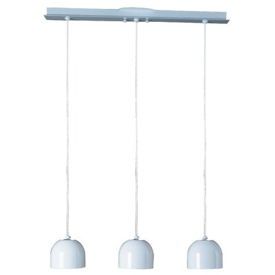 ET2 Brahma 3 Light Linear Island Pendant