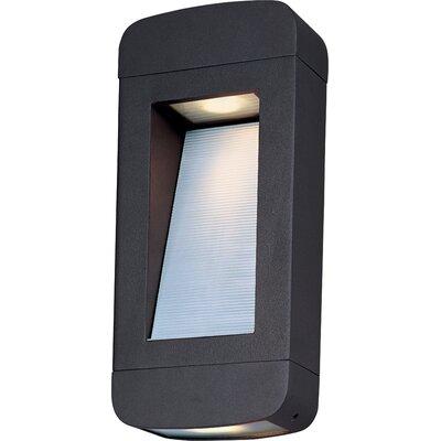 ET2 Optic 2 Light LED Outdoor Pocket Sconce